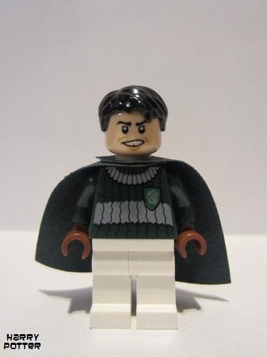 LEGO Harry Potter Trophy #1 Flesh Face Hufflepuff Student Statuette