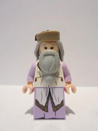 Minifigs-Harry Potter-hp190-Albus Dumbledore 75948 LEGO ®