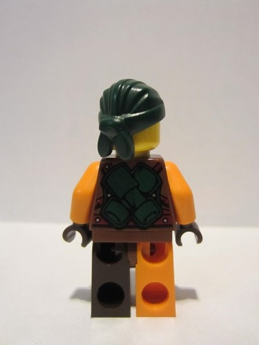 Details about  /NEW LEGO BUCKO MINIFIG Ninjago pirate from 70593 minifigure njo196