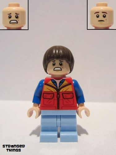 75810 LEGO® Minifigs Stranger Things Will Byers st003