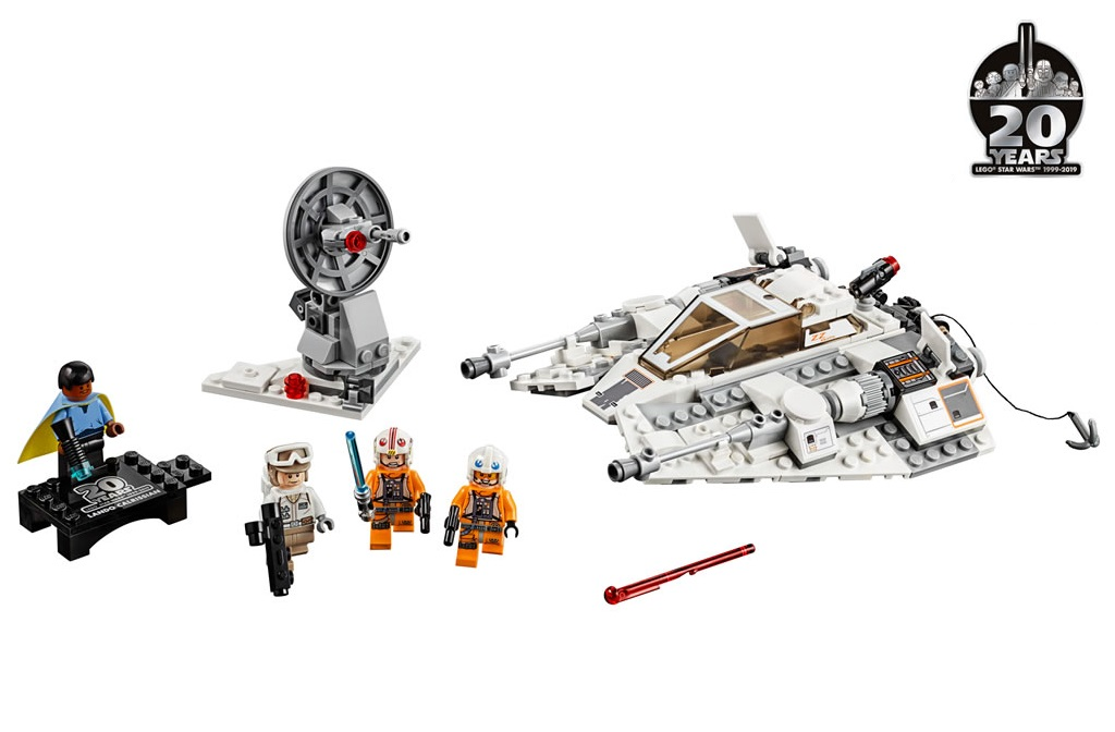 Minifig-pictures be - LEGO sets - Star Wars - 2019