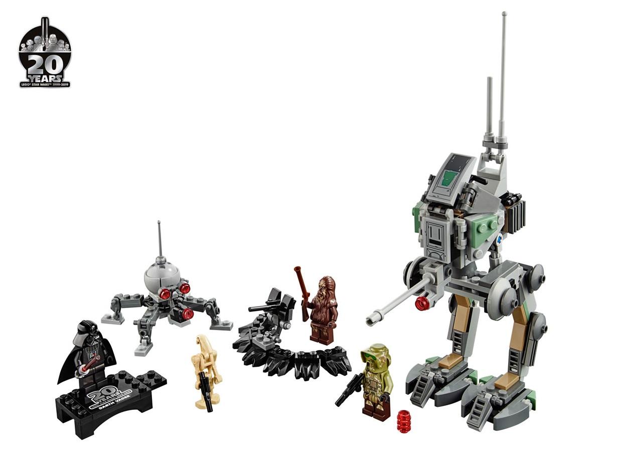 LEGO STAR WARS Battle Droid with One Straight Arm MINIFIG Lego 75261 sw0001c
